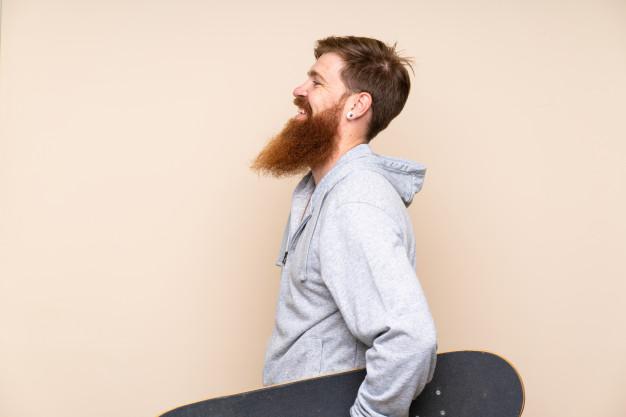 Natural Full Beard<br> (6cm - 12cm)