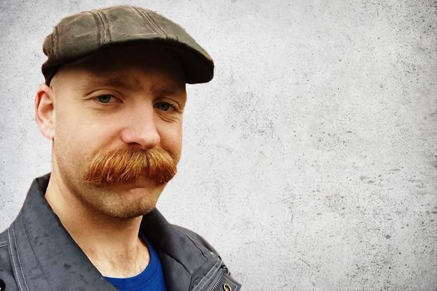 Natural Moustache